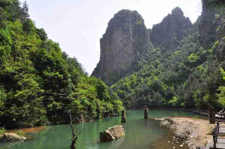 新昌县七盘仙谷风景区