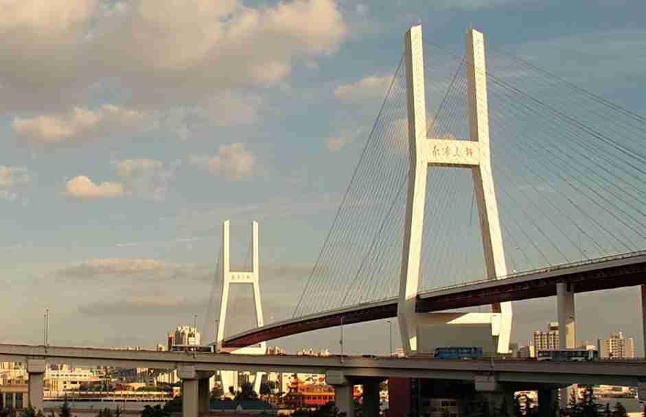 早餐后车游世界第一拱桥——【南浦大桥】,车游【浦东新区...