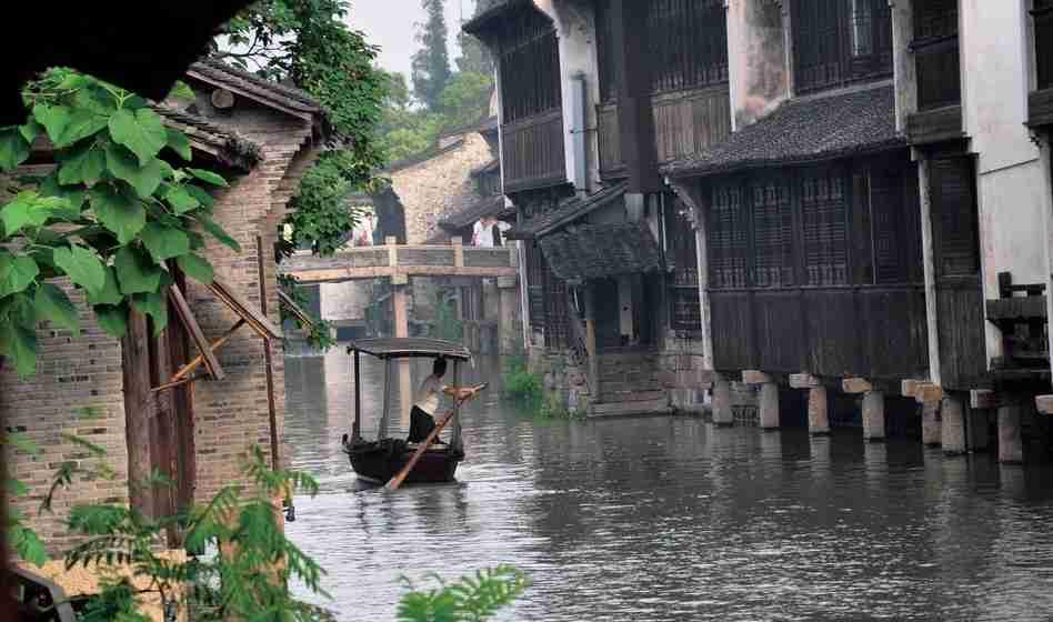 乌镇高清风景图