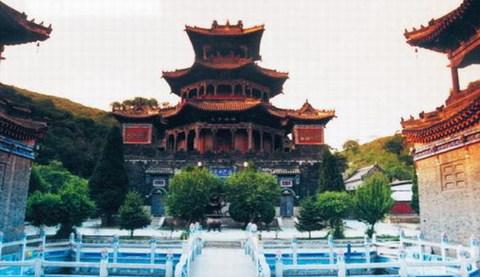 圣水寺旅游攻略 10月圣水寺旅游线路报价 圣水寺旅游景点
