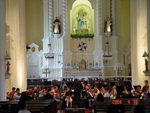 玫瑰圣母堂旅游攻略 10月玫瑰圣母堂旅游线路报价 玫瑰圣...