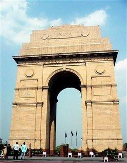新德里印度门旅游攻略 10月新德里印度门旅游线路报价 新...