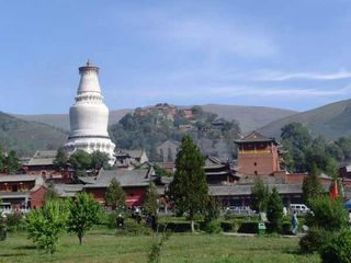 天津出发 五台山 阎锡山故居双卧4日 游佛教圣地,含五台山...