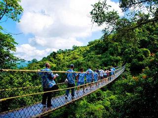 槟榔谷吊桥