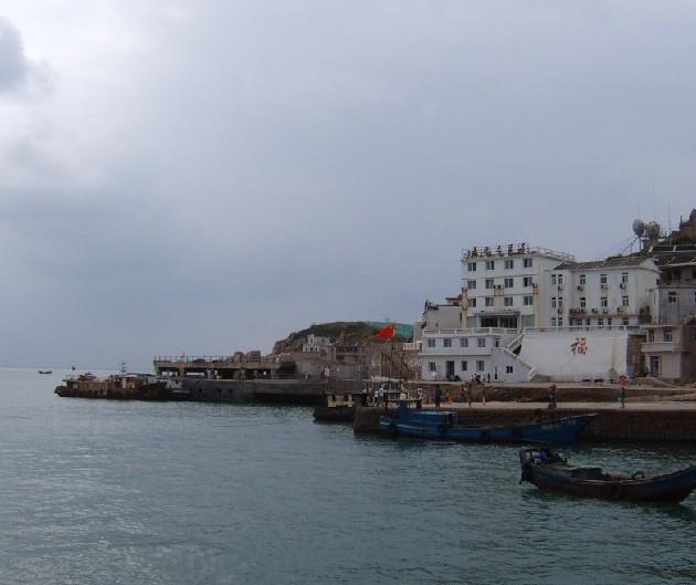 北朝阳海钓基地