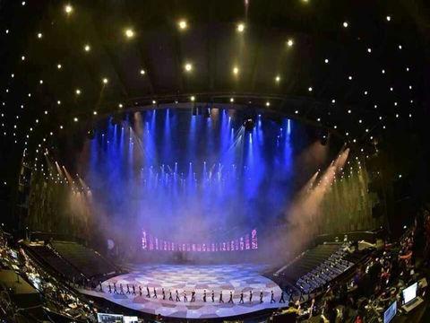 武汉极地海洋世界-汉秀剧场自驾2日游>宿万达嘉华酒店豪华房